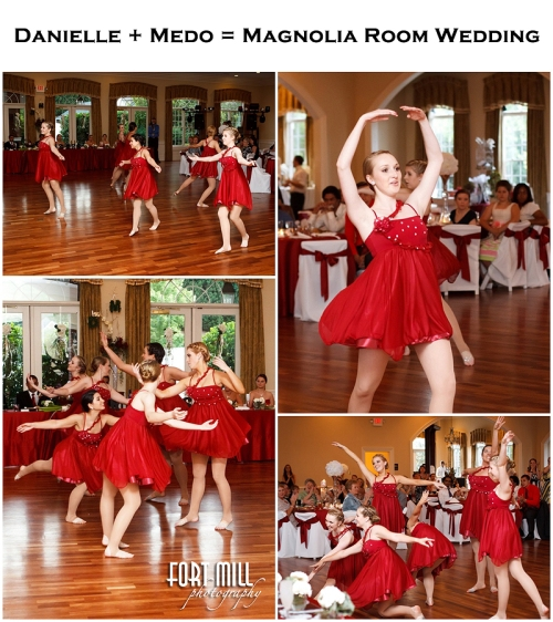 Danielle's Dance Students Perform