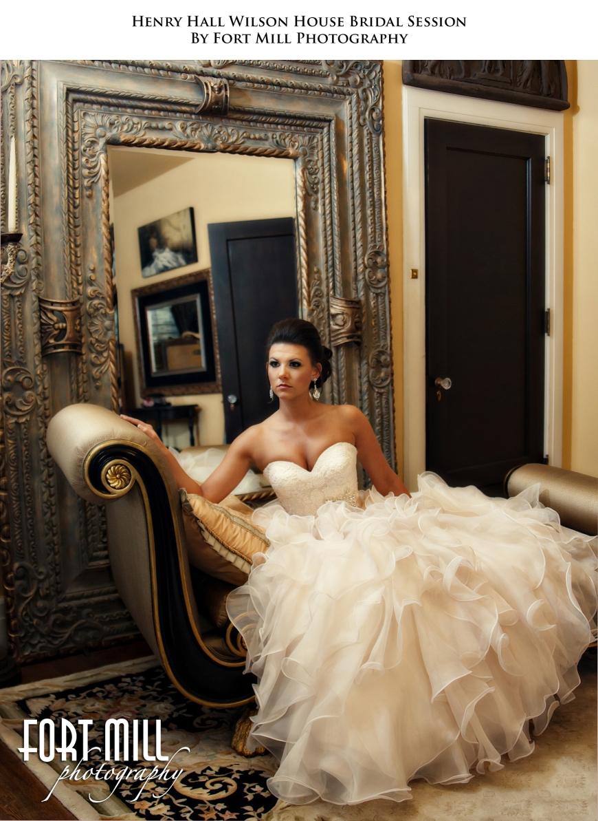 Elegant Bridal Session