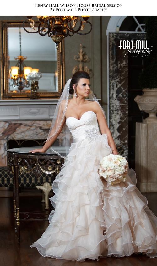 Elegant Bridal Session