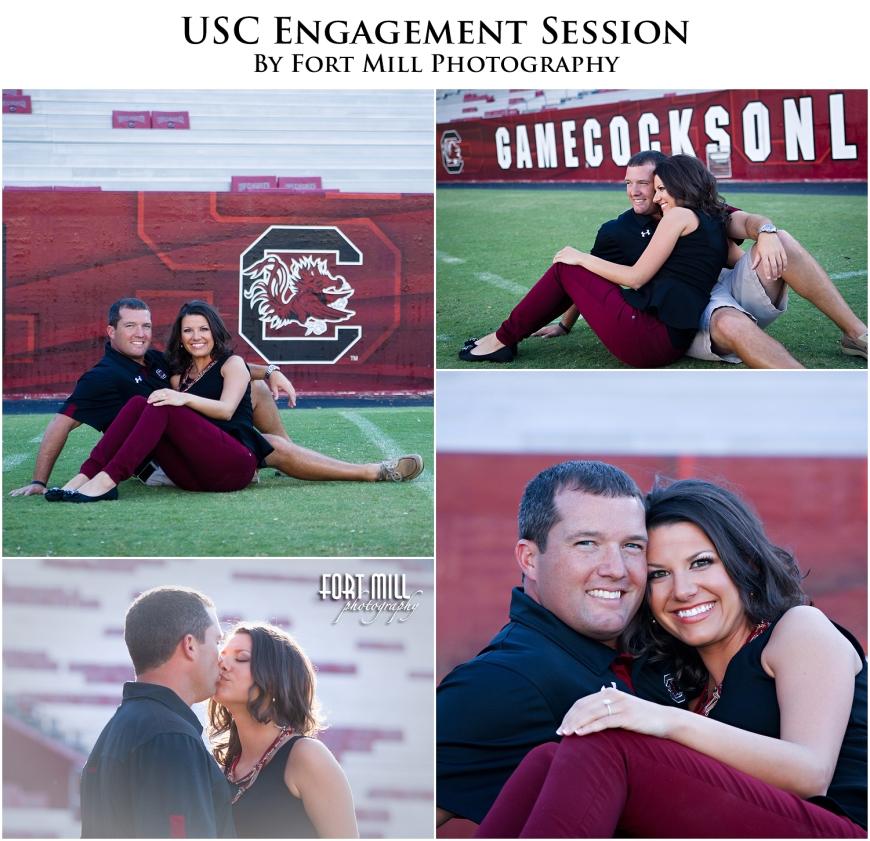 USC Engagement Session