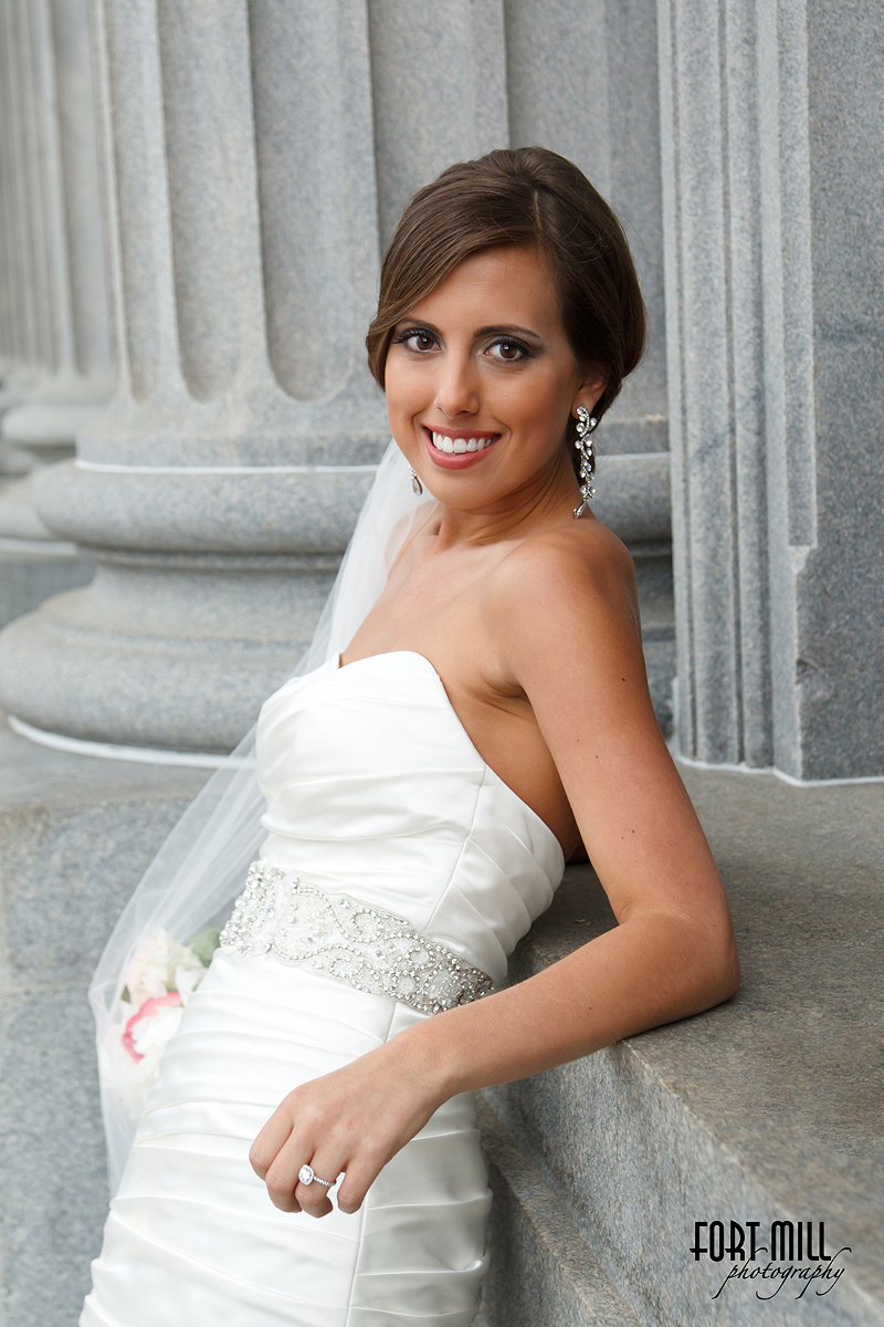 South Carolina State House Bridal