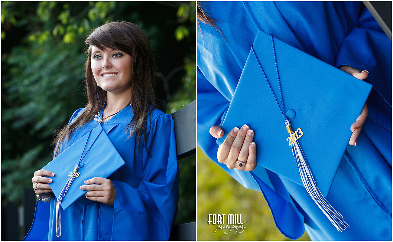 High School Seniors | Fort Mill Photography