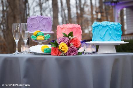 Pastel wedding Pallette