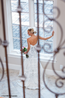 Bridal & Wrought Iron