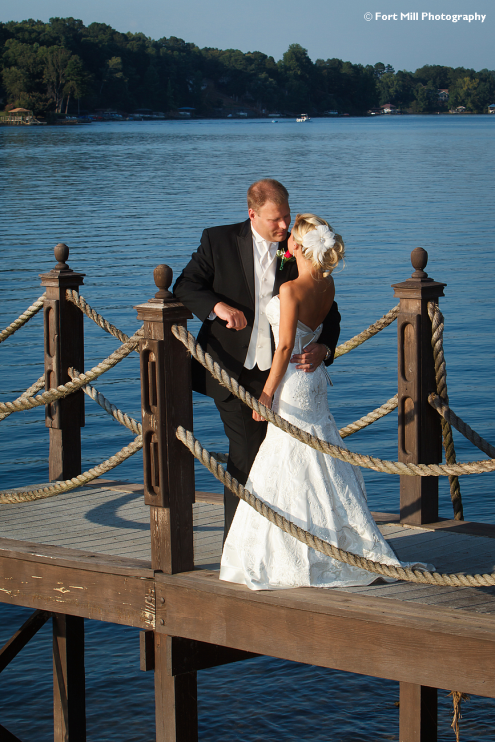 Lake Wylie Wedding