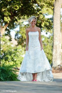 Bridal full length