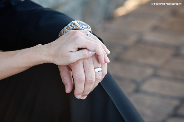 Hands and Wedding Rings