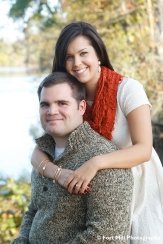 Fall Engagement at Riverwalk