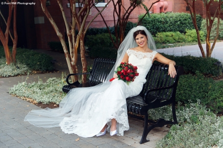 Charlotte Bridal Session