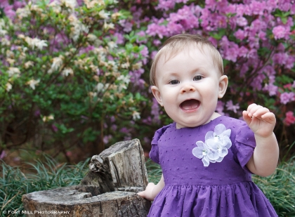 Children's Portraits © Fort Mill Photography