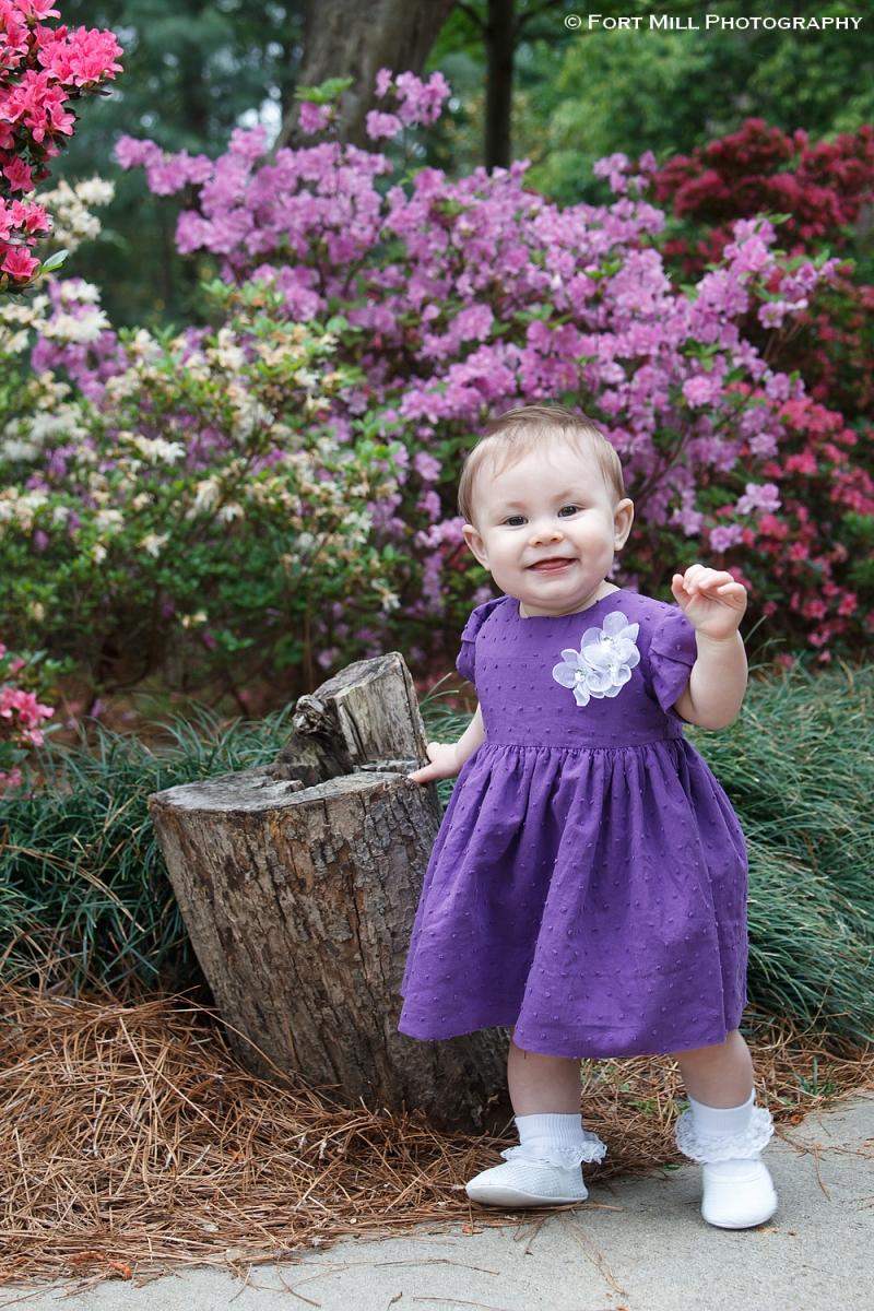 Spring Toddler Portraits
