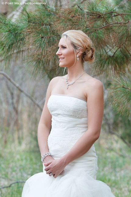 Bride In The Pines
