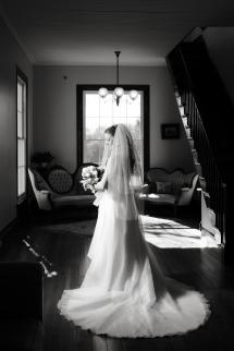 Hightower Hall Bridal Portrait