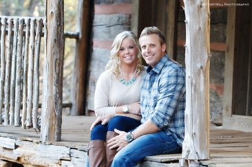 Dairy Barn Engagement