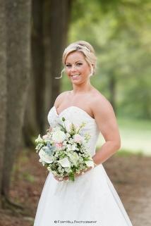 3/4 length Bridal