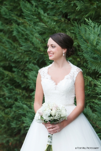 3/4 Bridal