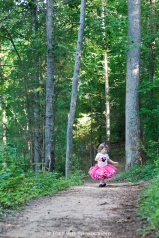 Toddlerin the Forest