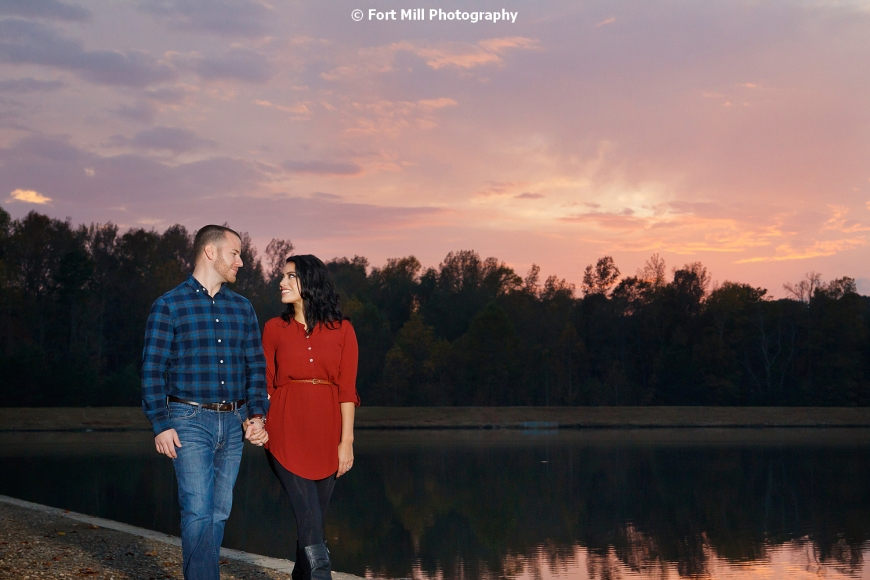 Weddington Engagement