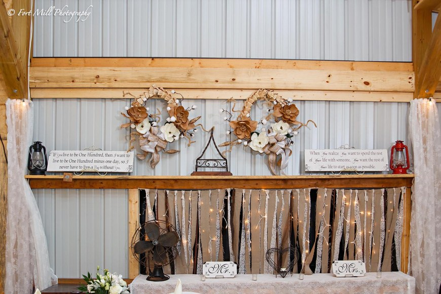 Wildwood Ranch Mock Wedding