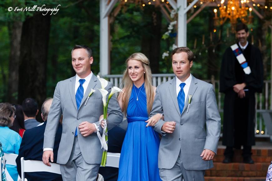 Ackerman Calhoun Wedding
