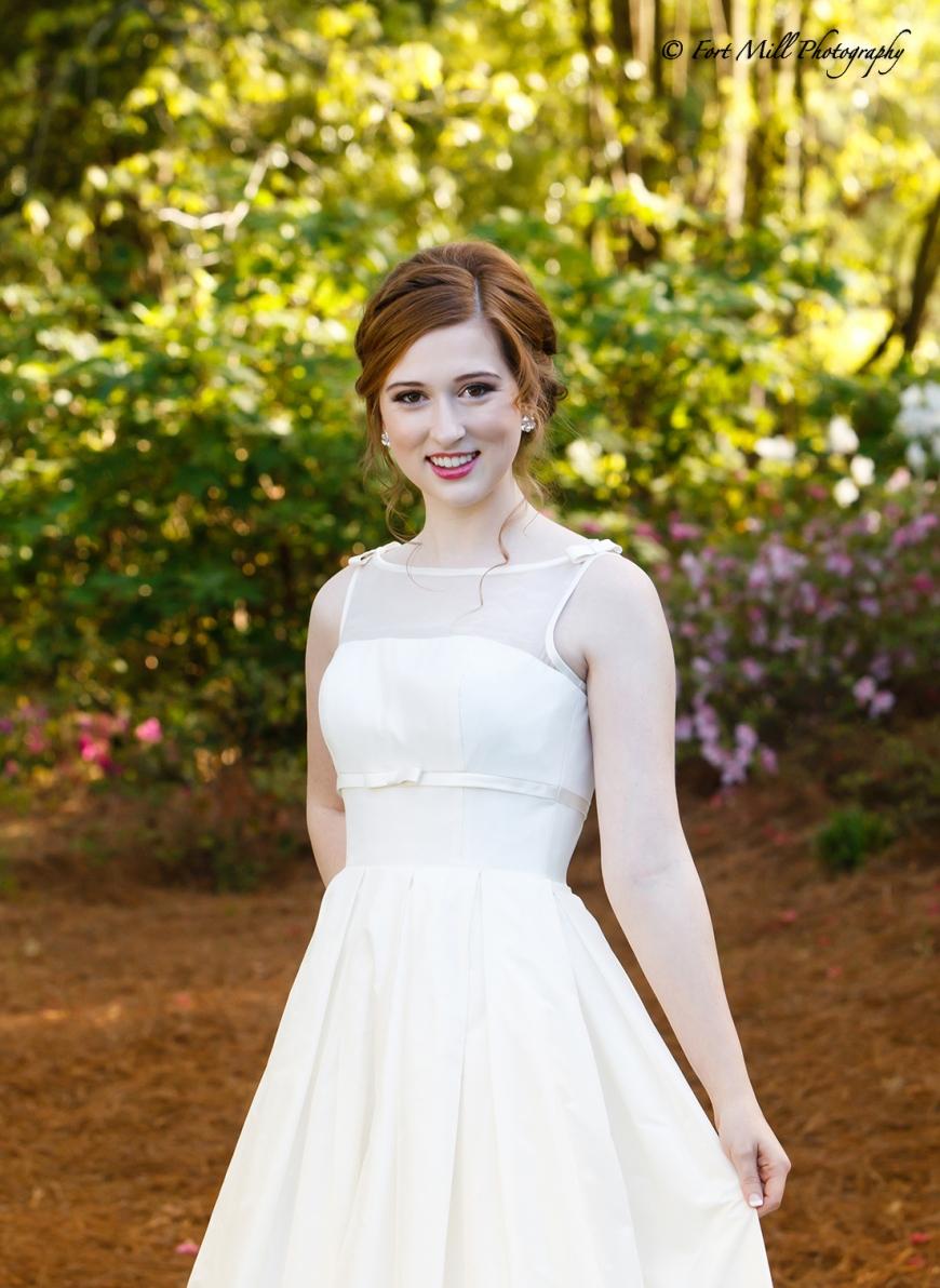 Bridal in Azaleas
